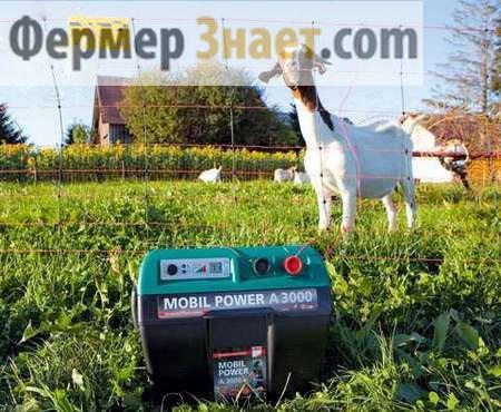 Электроизгородь для коз