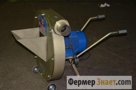 Мотор зернодробилки