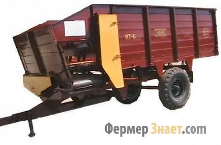 Кормораздатчик КТУ-10: автоматизируем фермерское хозяйство