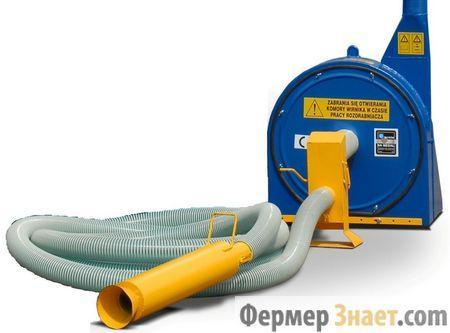 Зернодробилка ДКР-5