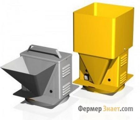 Зернодробилка Ярмаш Пчелка 400