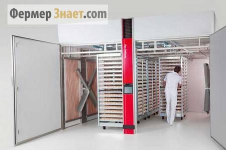 Инкубатор комнатного типа