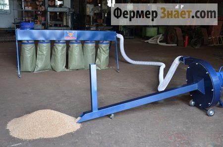 Зернодробилка Шмель