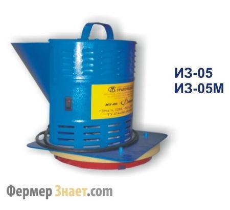 Зернодробилка Фермер ИЗ-05