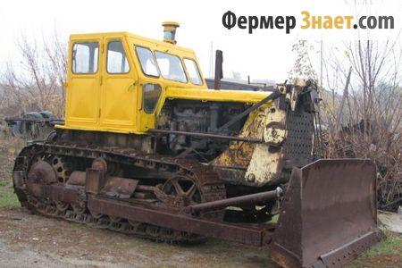 Бульдозер Т-100 М