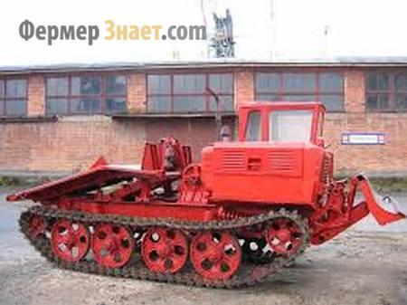 Терелевочный трактор