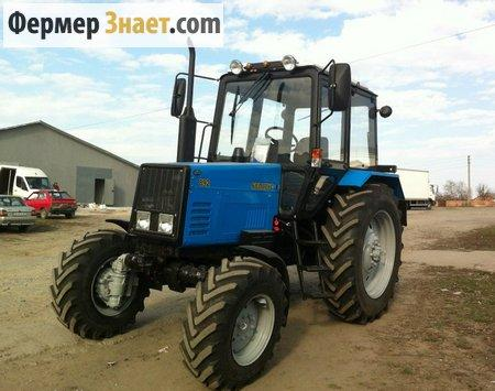 Трактор МТЗ-892