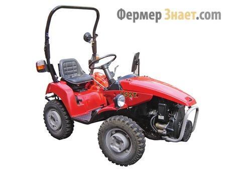 Мини-трактор МТЗ 152 Т