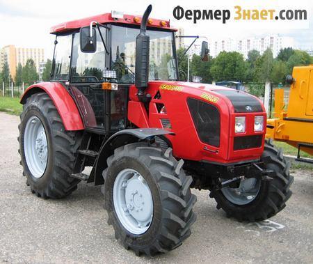 Трактор МТЗ-922.3