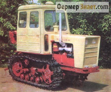 Трактор Т-54 В