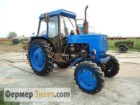 Трактор ЛТЗ 60 АВ