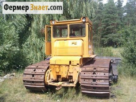 Трактор-болотоход