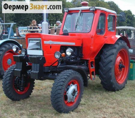 Трактор МТЗ-52