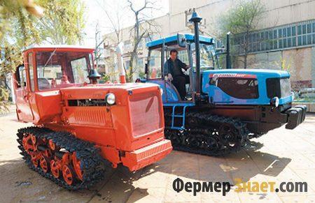 вес трактора дт 75 старого образца - фото 2