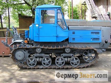 Гусеничный трактор Т-150