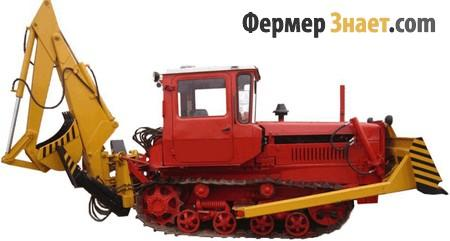 вес трактора дт 75 старого образца - фото 4