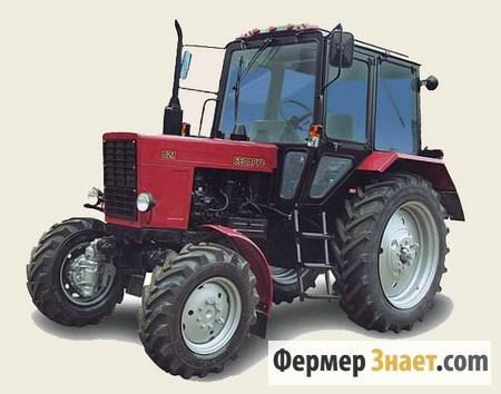 Трактор МТЗ-82М