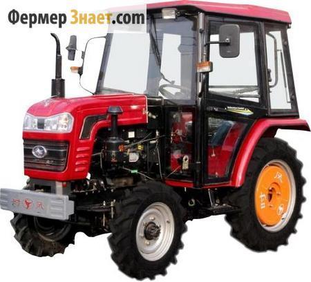 Мини-трактор Крепыш T 24 К