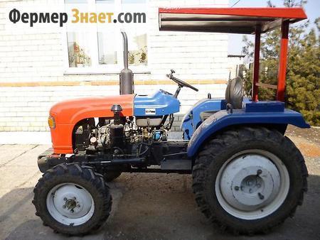 Мини-трактор Уссуриец
