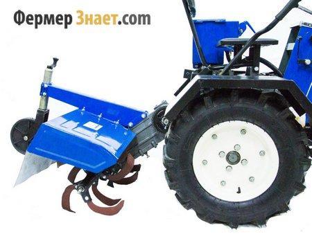 Почвофреза для мини-трактора