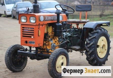 Мини-трактор Синтай 120