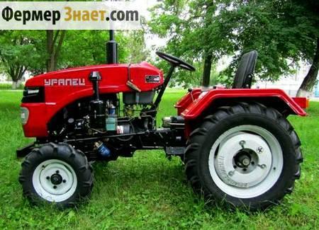 Мини-трактор Уралец-180