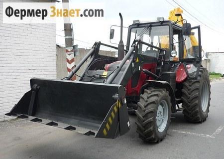 Экскаватор-погрузчик А-310П на базе трактора Беларус