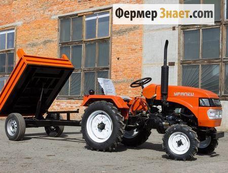 Мини-трактор Уралец-220