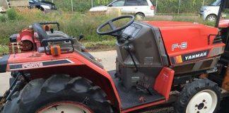Мини-трактор Янмар F 6
