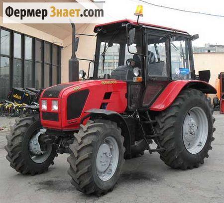 Трактор МТЗ-92п
