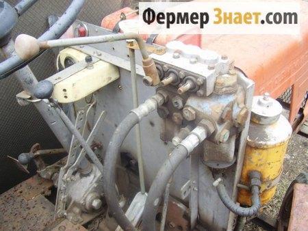 Самодельная гидравлика на мини-трактор