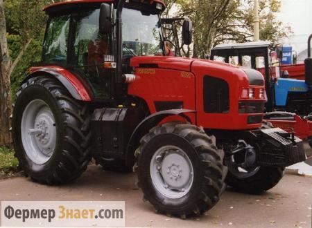 Трактор МТЗ 2022