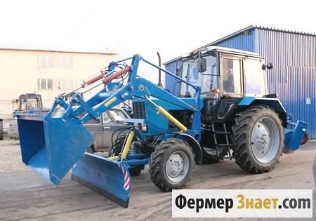Трактор МТЗ-82 с КУН-ом