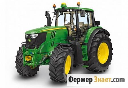 Трактор John Deere 6М