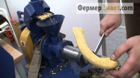 Переработанная кукуруза