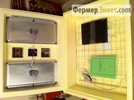 Строение инкубатора