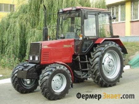 Трактор МТЗ 1021