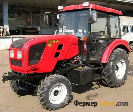 Трактор МТЗ-921