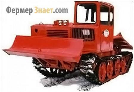 Трактор ТДТ 55-А-05