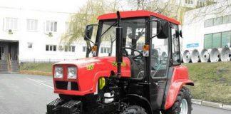 Мини-трактор МТЗ 320