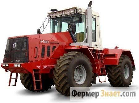 Кировец К-744Р1