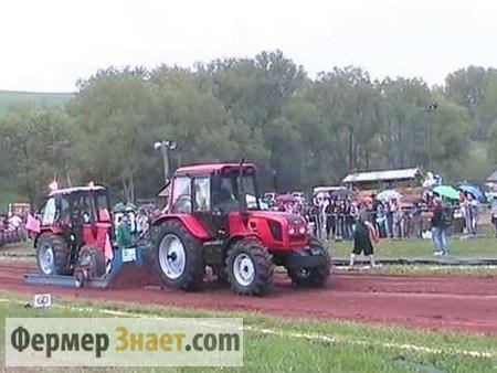 Выставка сельхозтехники