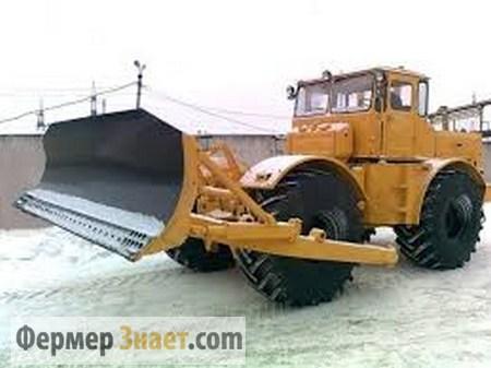 Оборудование для росчистки снега