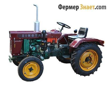 Мини-трактор Синтай 180