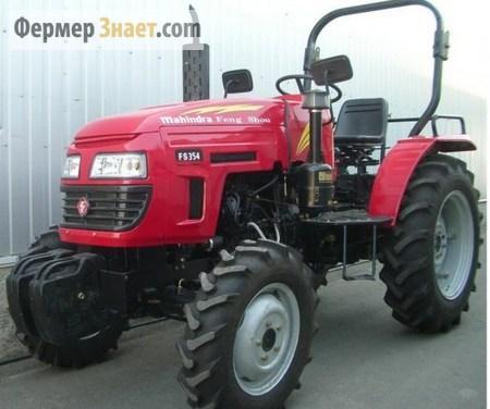 Мини-трактор Махиндра FS-354