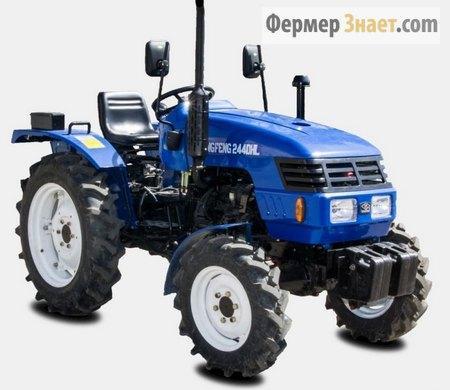 Мини-трактор DongFeng DF 244E