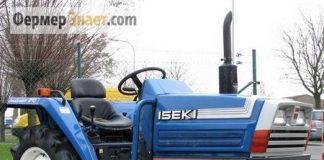 Мини трактор ISEKI TA210