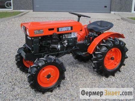Мини-трактор KUBOTA B6000