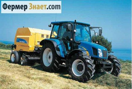 Трактор New Holland BR6000