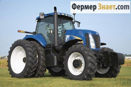 Трактор New Holland Т8000